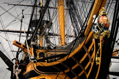 HMS_Victory_-_bow