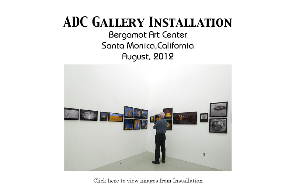 ADC Gallery Installation